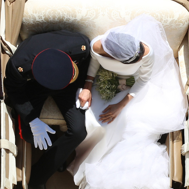 "<strong>In what was one of the most unique, romantic and uplifting <a href=""/royal-wedding/"">royal weddings</a> in recent memory, <a href=""/tags/0/prince-harry/"">Prince Harry</a> and <a href=""/tags/0/meghan-markle/"">Meghan Markle</a> tied the knot on May 19 with a seemingly infinite number of photos and stories following all the celebrations. Here, we've edited all the amazing images down to 10 picture perfect moments that will likely go down in history as the day's most iconic photos.</strong>