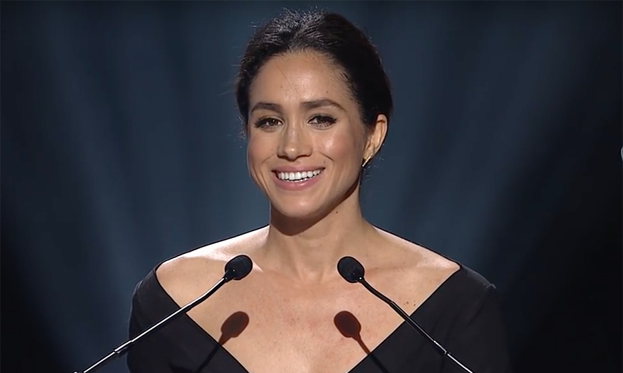<strong>Meghan Markle, Duchess of Sussex</strong>