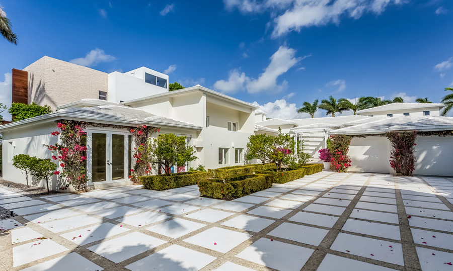 "Shakira's Florida property is officially on the market. The ""Hips Don't Lie"" singer's Miami Beach home was listed on Friday, June 1, and is priced at $11.65 million. The 9,125 sqft home overlooks Miami's waterfront skyline – and features brand new renovations.