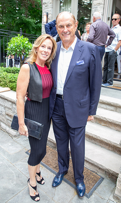 Sandi and Jim Treliving
