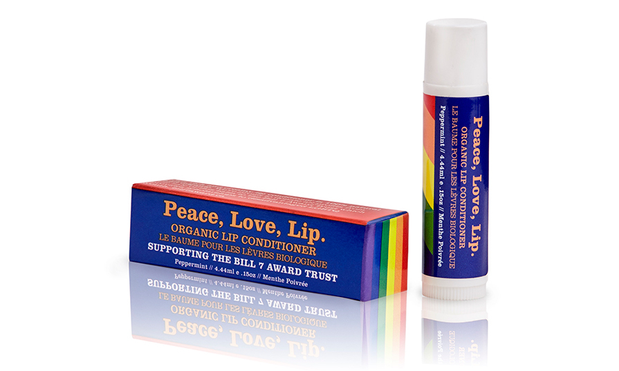"This awesome Canadian skincare brand releases a Pride-focused product every year, and this year all proceeds from this Lip Conditioner are going to the <a href=""https://bill7award.ca/"">Bill 7 Award Trust</a>, a scholarship fund for LGBTQ post-secondary students.