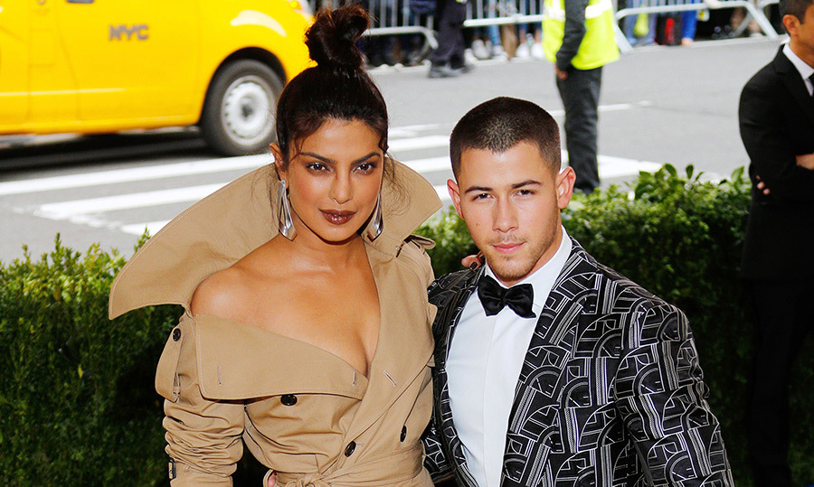 Priyanka and Nick first faced relationship rumours after attending the Met Gala together. 