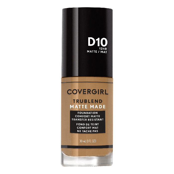 <strong>CoverGirl TruBlend Matte Made Foundation, $14, at drugstores and mass-market retailers</strong>