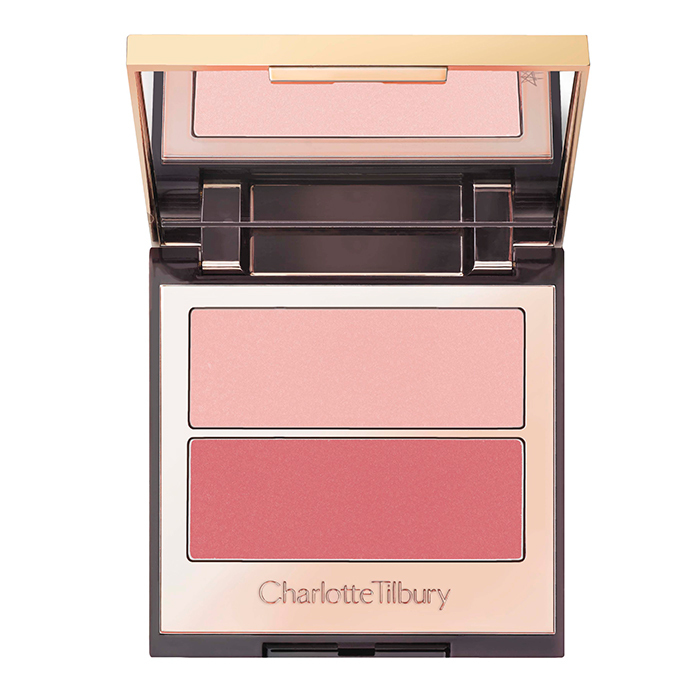 <strong>Charlotte Tilbury Pretty Youth Glow Filter in Seduce Blush, $50, charlottetilbury.com (limited edition)</strong>