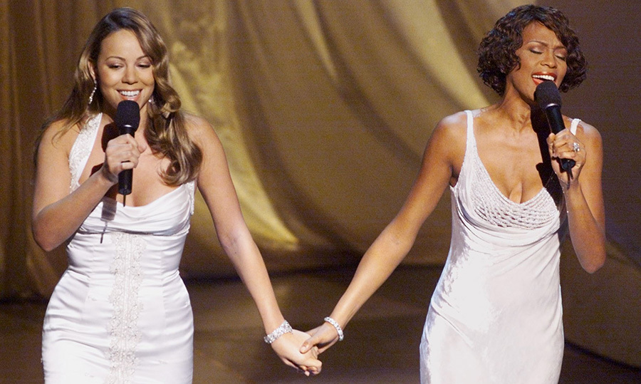 "<strong>Whitney Houston and Mariah Carey - ""When You Believe""</strong>