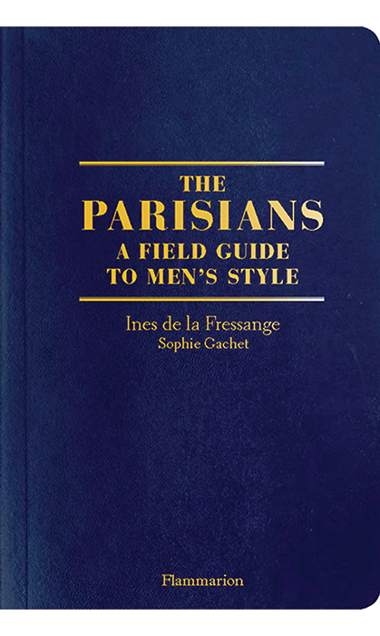 "<strong>The Parisian's Field Guide to Men's Style, $40, <a href=""indigo.ca""><em>indigo.ca</em></a></strong>"