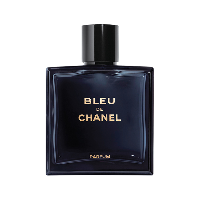 "<strong>Chanel Bleu de Chanel Parfum, $160 for 50 ml, <a href=""chanel.ca""><em>chanel.ca</em></a></strong>"