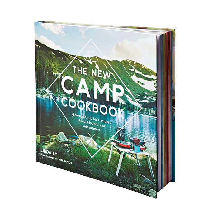 "<strong>The New Camp Cookbook, $17, <a href=""homesense.ca""><em>homesense.ca</em></a></strong>"