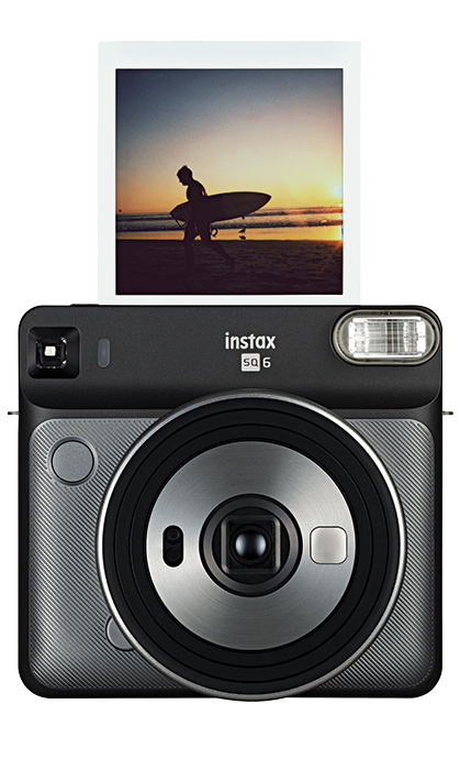 "<strong>Instax Square SQ6, $160, <a href=""thesource.ca""><em>thesource.ca</em></a></strong>"
