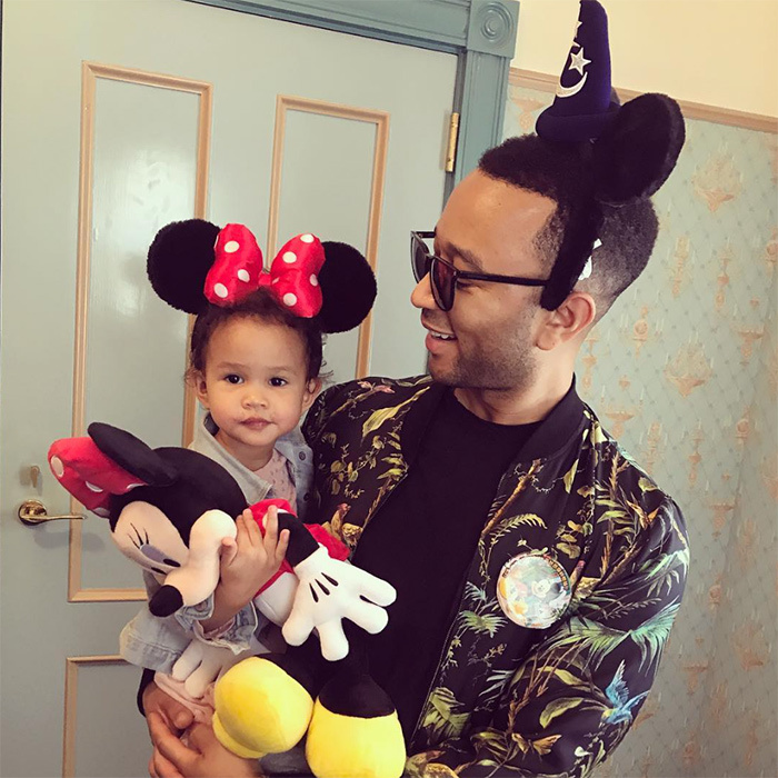 When Tuesdays include dressing up a la Disney. Our hearts! 