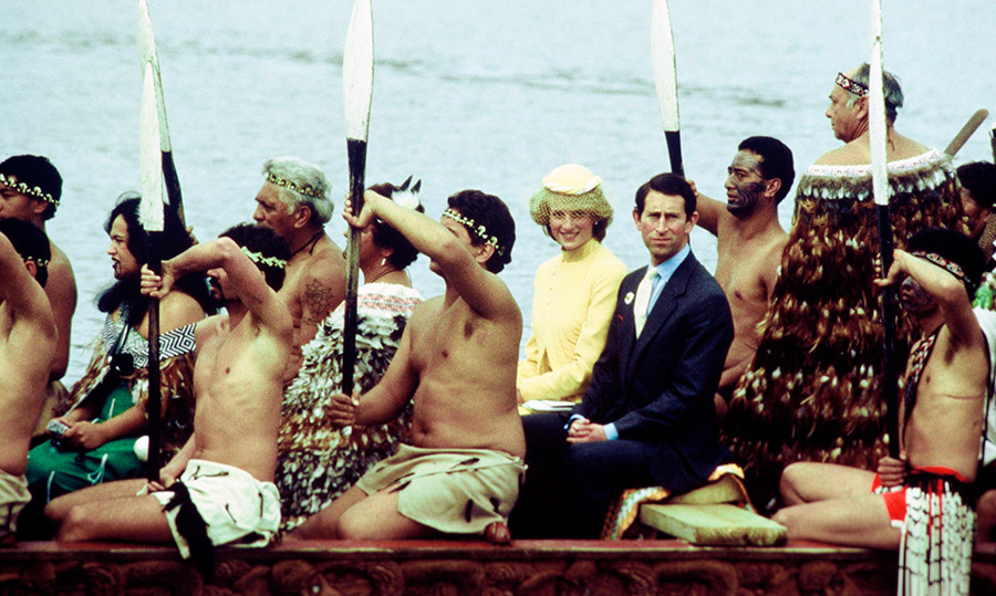Continuing their cultural education, the royal couple took a ride in a traditional Maori canoe during their visit to New Zealand – an activity that the Duke and Duchess may take part in, too, to celebrate the beautiful history of the South Pacific country.