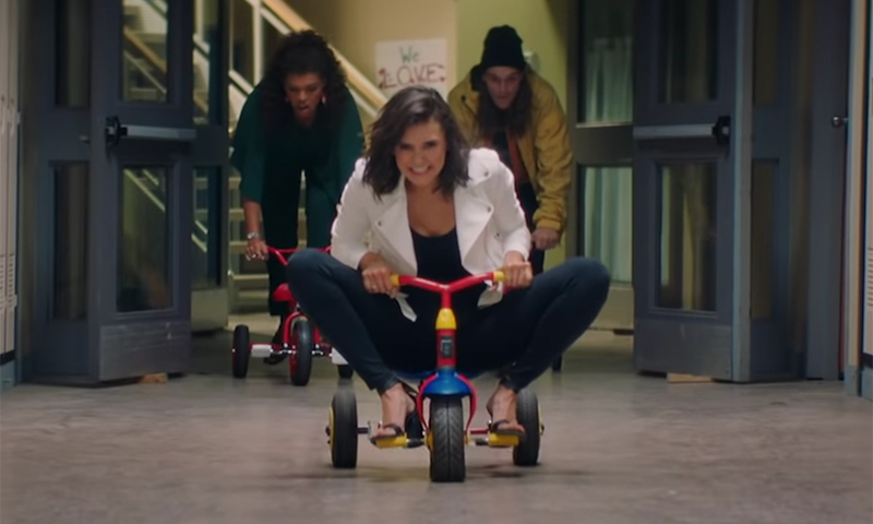 <h2>Liberty Van Zandt played by Sarah Barrable-Tishauer</h2>