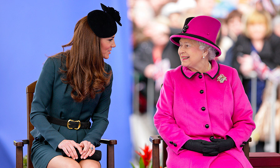 <h2>THE FIRST... SOLO TRIP WITH GRANDMOTHER-IN-LAW THE QUEEN</h2>