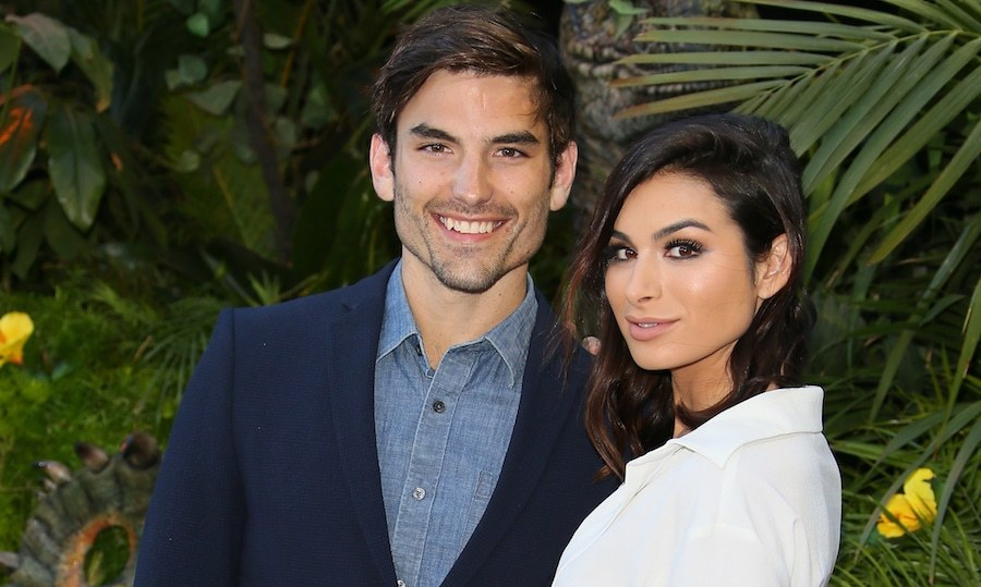 <h2>Ashley Iaconetti and Jared Haibon</h2>