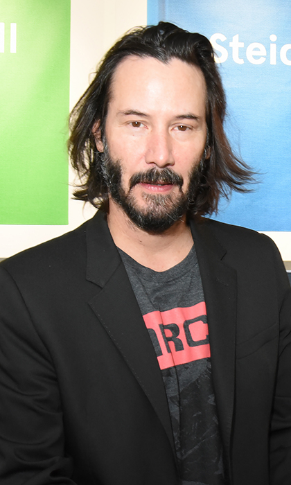 <h2>KEANU REEVES</h2>