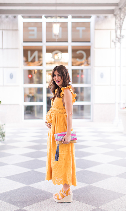 9a696f1bb Jillian Harris talks plans for baby girl and pregnancy must-haves