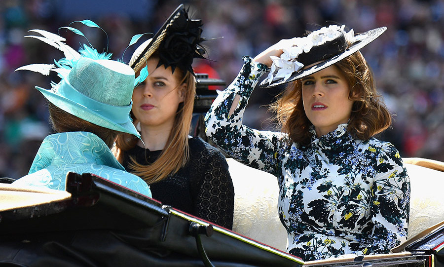 Princess Eugenie has been winning raves for her sartorial prowess in the walk-up to her wedding, recently wowing onlookers with an edgy getup at the Serpentine Gallery's summer soiree. 