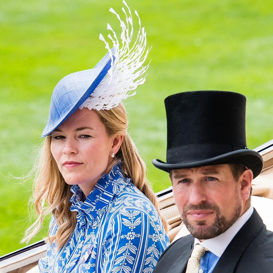 Autumn and Peter Phillips made a dapper pair on the second day of Royal Ascot as they rode in a carriage alongside Prince Charles and Camilla, Duchess of Cornwall. They recently attended Trooping the Colour in celebration of the Queen's birthday, where their seven-year-old daughter Savannah stole the show in a series of  viral photos where she was quieting her cousin, Prince George.