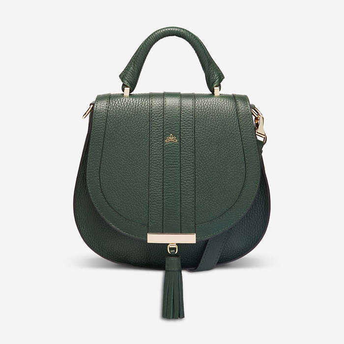 "<strong>The Mini Venice in Forest Grain, £295, <a href=""https://www.demellierlondon.com/the-mini-venice.html?color=146&utm_source=linkshare&utm_medium=affiliate&utm_campaign=15&network=linkshare&utm_term=QFGLnEolOWg&affiliate_id=QFGLnEolOWg&siteID=QFGLnEolOWg-K55xM0MpEFI6TYgiSEhdMA""><em>demellierlondon.com</em></a></strong>"