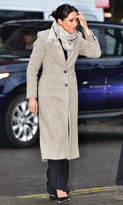 <h2>Smythe Brando Coat</h2>