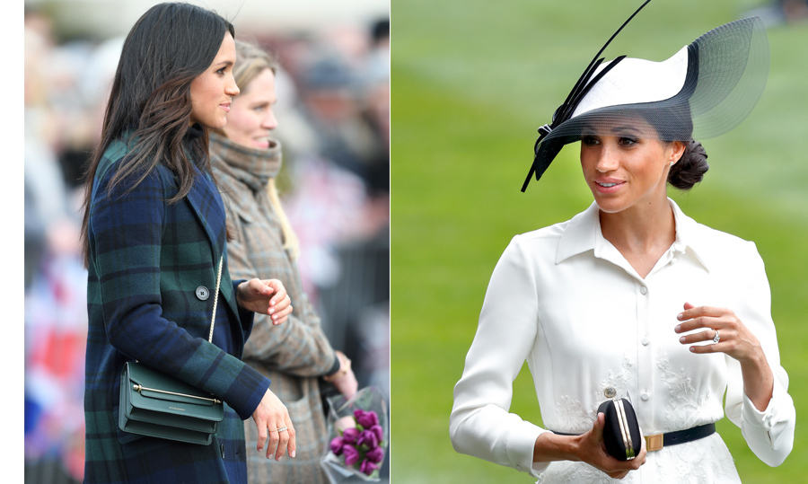 <h2>Carrying a Clutch</h2>