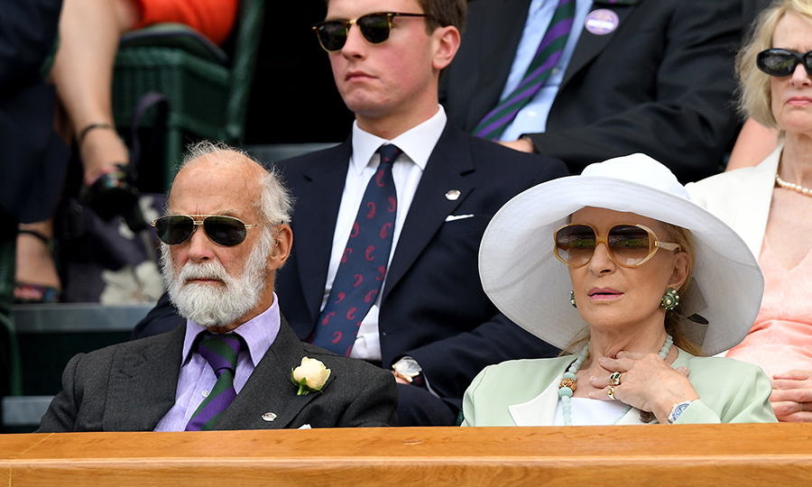 <h2>Prince and Princess Michael of Kent</h2>
