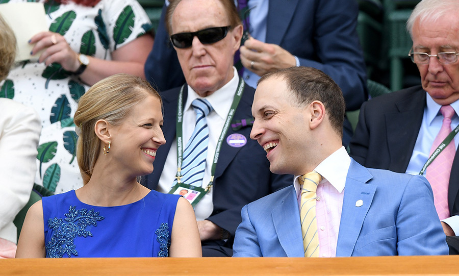 <h2>Lady Gabriella Windsor and Lord Frederick Windsor</h2>