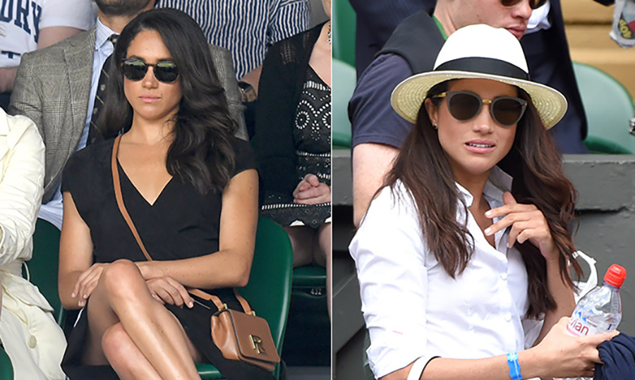 f6675a7b637 Meghan Markle s Wimbledon outfit this year is going to look quite different