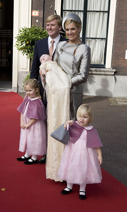 <h3>Princess Arianne of the Netherlands</h3>