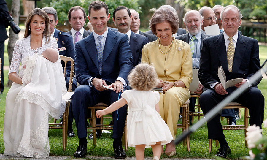 <h3>Infanta Sofia of Spain</h3>