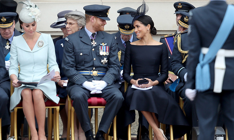 The Duke and Duchess of Sussex only had eyes for each other!