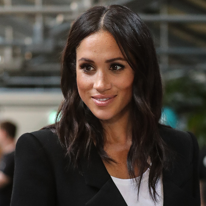 Meghan was radiant as ever!