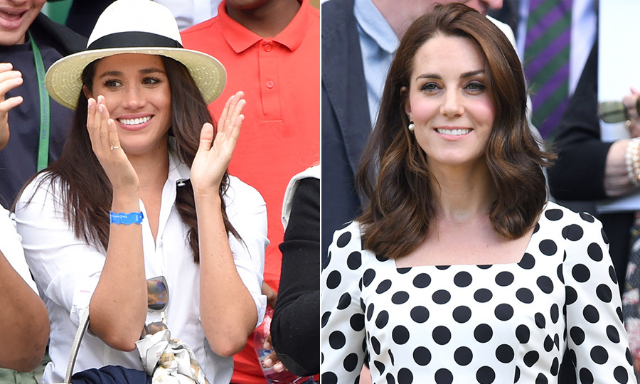 ac9b4b41 Meghan Markle and Duchess Kate to have a girls' day out at Wimbledon