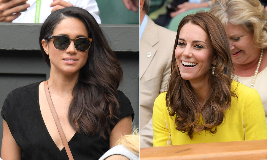 Will Meghan Markle follow in Kate's footsteps by doing ...