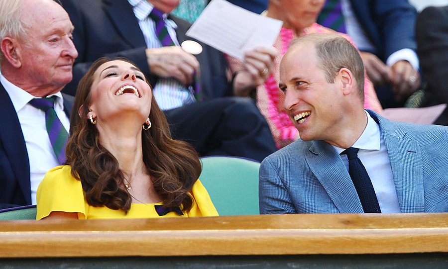 The duke knows just how to make his wife giggle with delight!