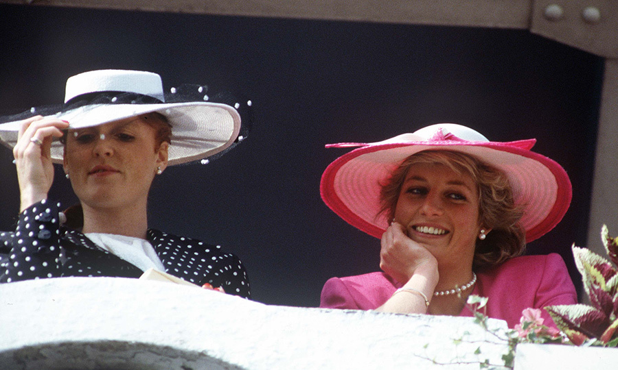 Though their senses of style were different, royal watchers were always eager to see what the dynamic duo would wear when stepping out together.