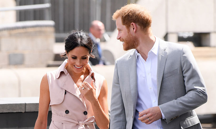 "Days after returning from their first official overseas trip to Ireland, the <a href=""https://ca.hellomagazine.com/tags/0/prince-harry-and-meghan""><strong>Duke and Duchess of Sussex</strong></a> made another stylish appearance back in London. The dynamic duo paid a visit to the Nelson Mandela Centenary Exhibition at Southbank Centre's Queen Elizabeth Hall in London on July 17, 2018. The newlyweds, who wed two months ago in Windsor, were all smiles as they made their way into the exhibit to learn more about the life of South Africa's iconic former president.