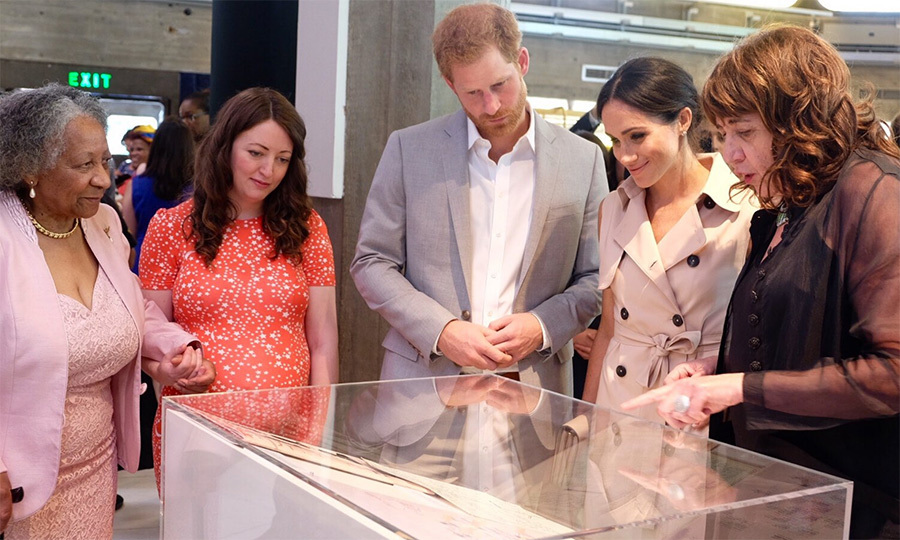 They looked down on the disguised book, encased in glass.