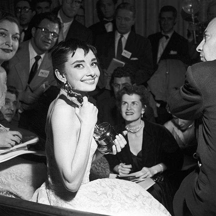 <h2>Audrey Hepburn</h2>