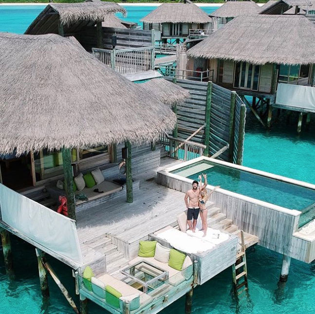 <h2>The Maldives</h2>