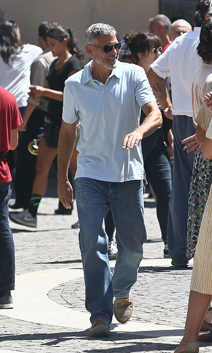 <h2>George Clooney</h2>