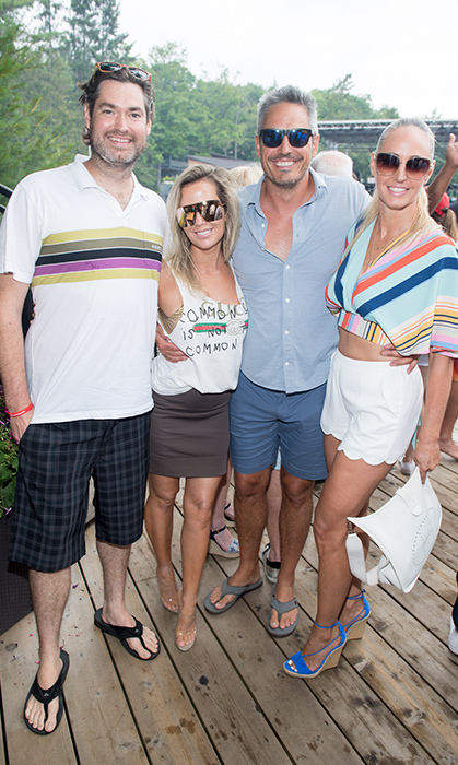 Drew Taylor, Jen Saunders, Tim Dewerth and Jill Mccurdy