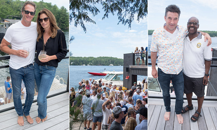 "Summer is finally in full swing, which means stars are diving head first into cottage life – and you better believe Rande Gerber and Cindy Crawford aren't missing out! Ontario's stunning Muskoka cottage country was the place to be on July 14 for I Hart Muskoka and the <a href=""http://harthelps.com/i-hart-muskoka/""><strong>HARTCycle to #STOPTRAFFICK</strong></a> initiative, which has raised over $200,000 to support survivors of sex trafficking on behalf of <a href=""http://www.victimservices-york.org/about/""><strong>Victim Services York Region</strong></a>.