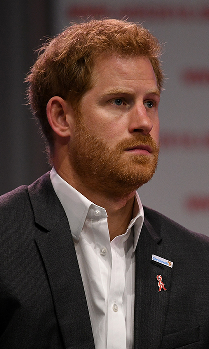 On top of speaking that day, the duke was present for the Launch of the Menstar Coalition To Promote HIV Testing & Treatment of Men.