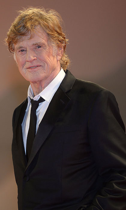 Robert Redford, <em>The Old Man and the Gun</em>