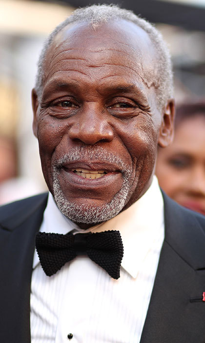 Danny Glover, <em>The Old Man and the Gun</em>