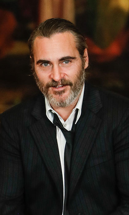Joaquin Phoenix, <em>The Sisters Brother</em>