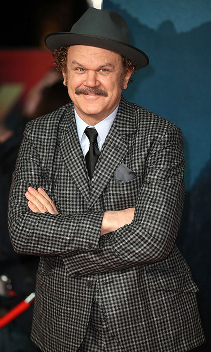 John C Reilly, <em>The Sisters Brother</em>