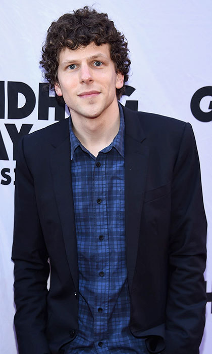 Jesse Eisenberg, <em>The Hummingbird Project</em>