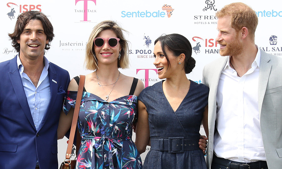 "Prince Harry and professional polo player Nacho Figueras, an ambassador for his Sentebale charity, have been friends for years. ""[Harry] loves to ride,"" he told HELLO! in June. ""He's very committed to his causes so it's always great to be able to share a polo field with him."" Nacho and his fashion designer wife, Delfina Blaquier, were guests at the Duke and Duchess of Sussex's royal wedding in May.